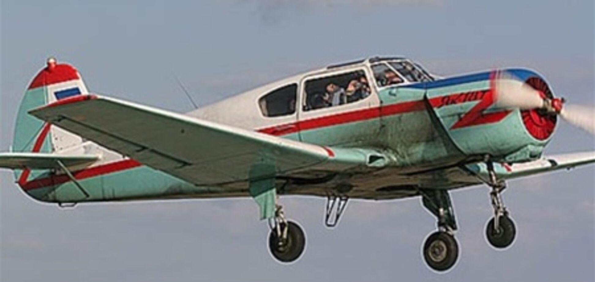 Крушение самолета в Запорожской области: возбуждено дело