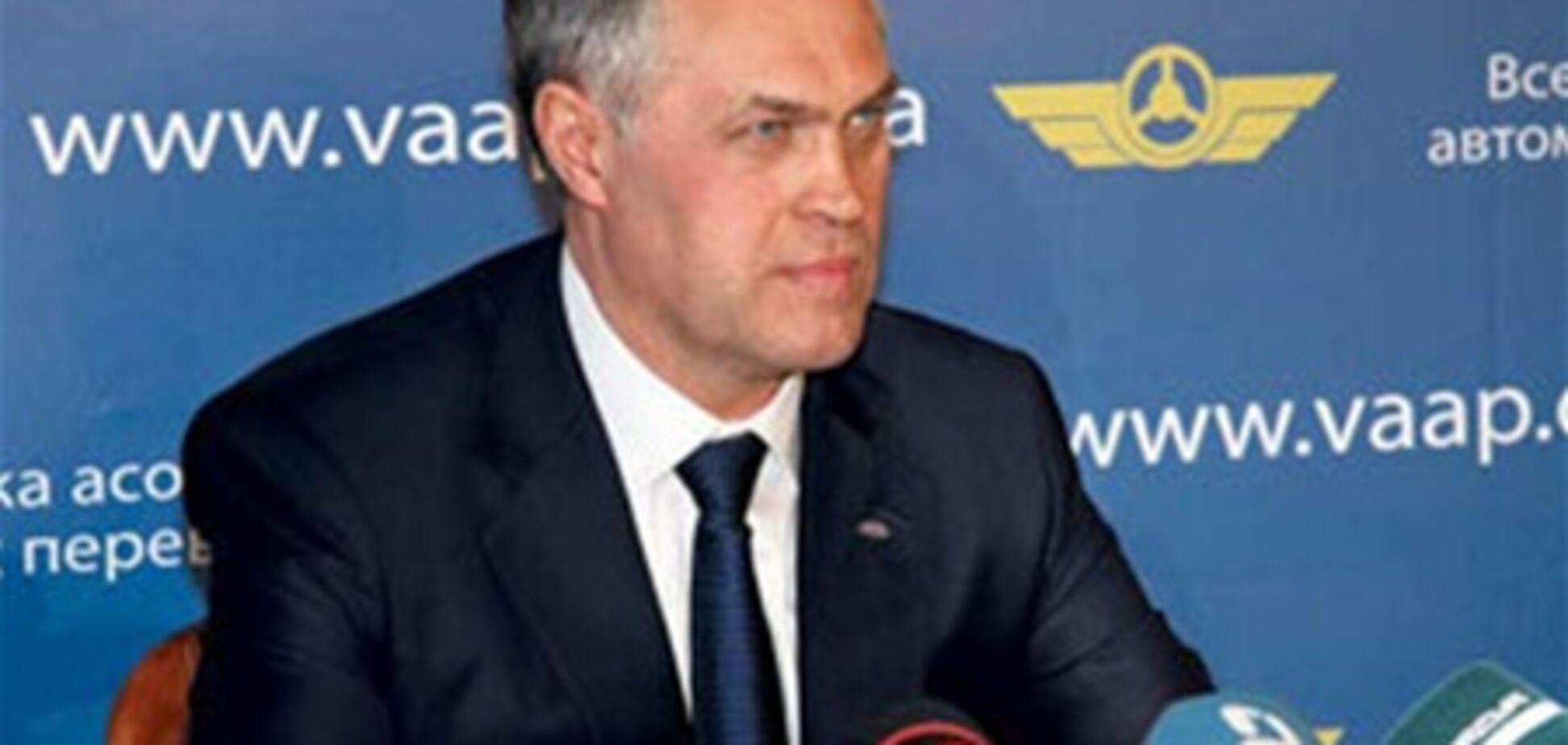 ВААП просит  Януковича взять под личный контроль дело о нападении