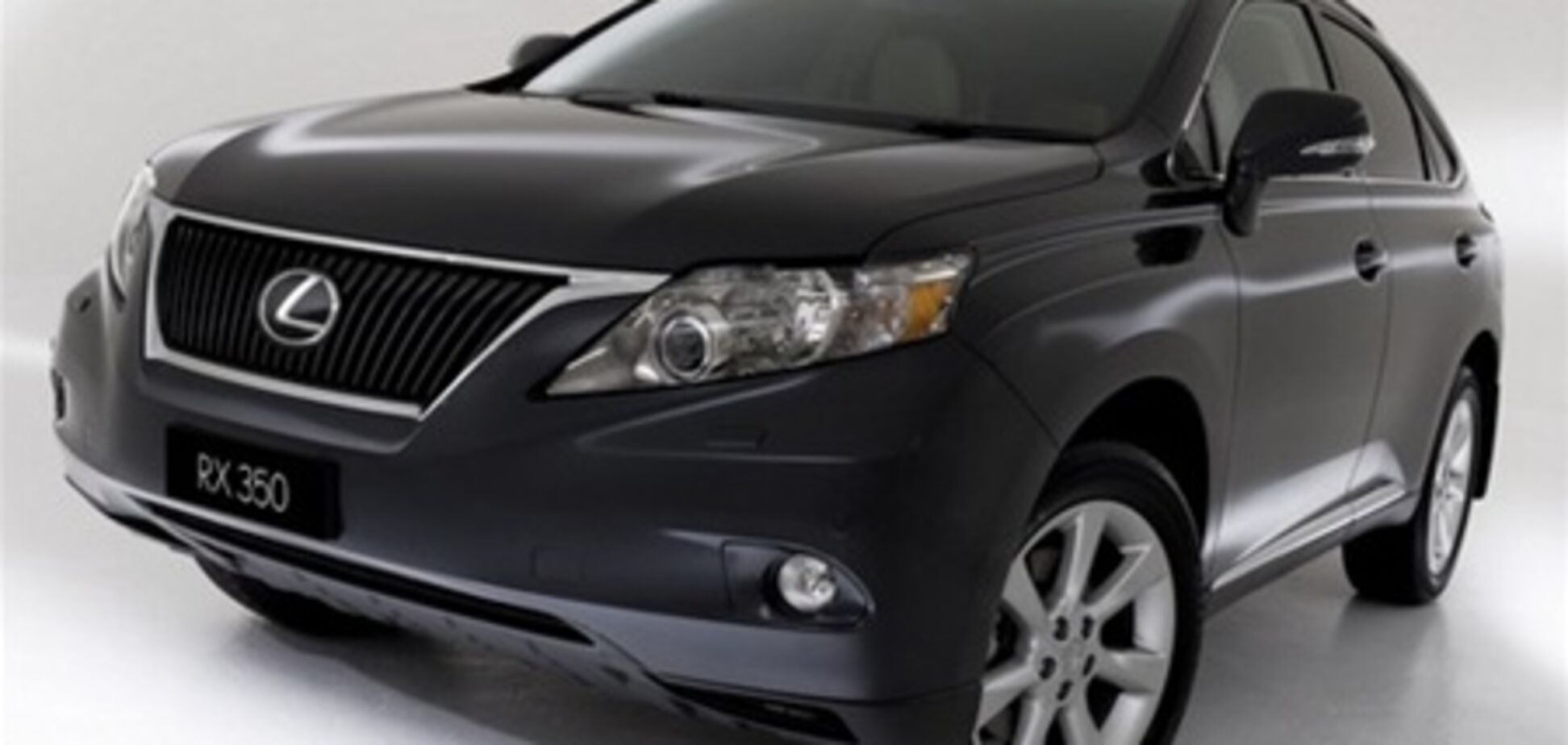 У 26–летнего прокурора угнали Lexus
