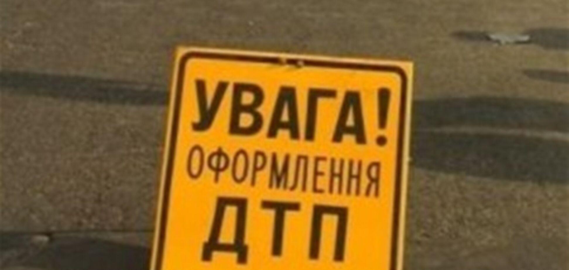 На Харьковщине при лобовом столкновении двух авто погибли три человека