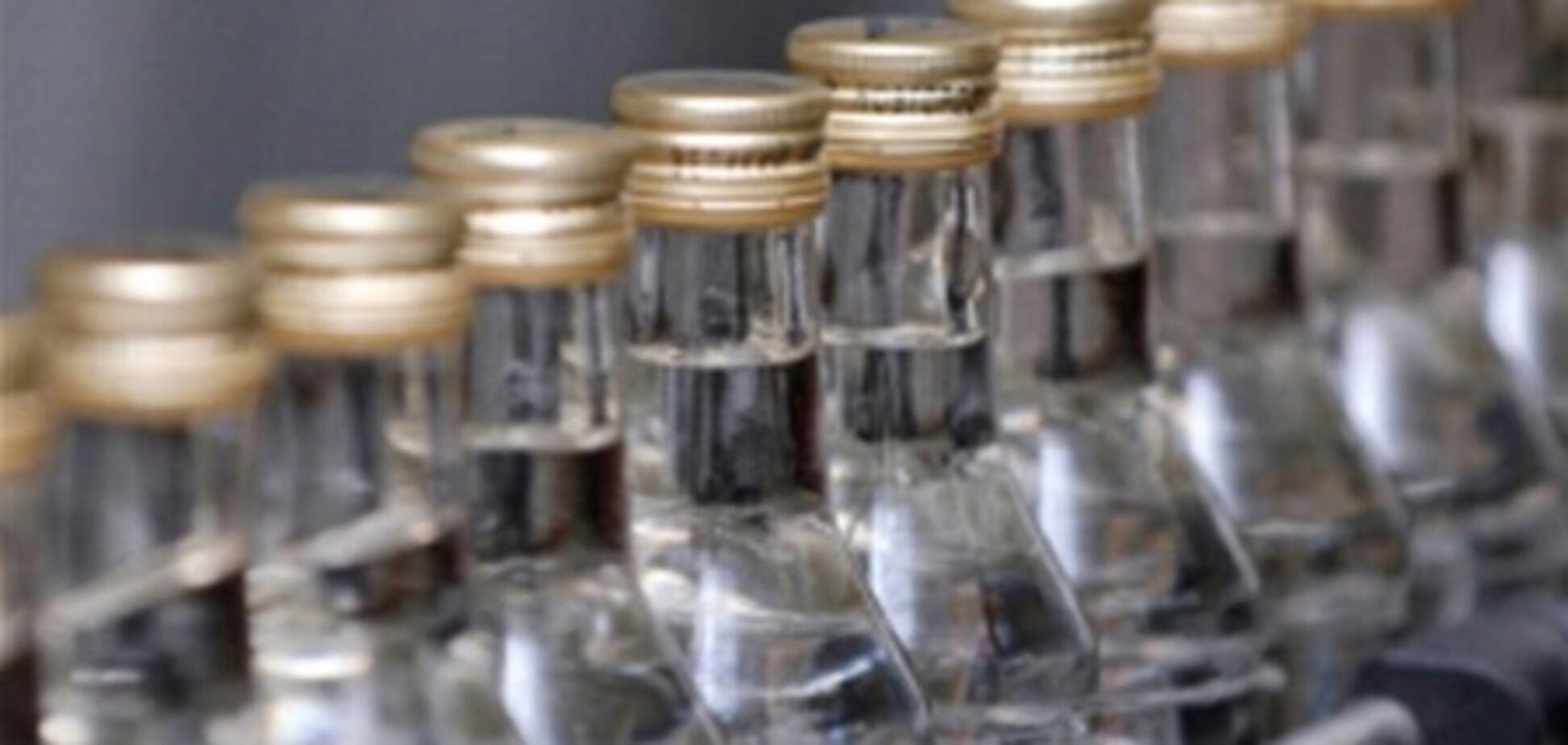 Налоговики провели масштабные проверки на рынке алкоголя