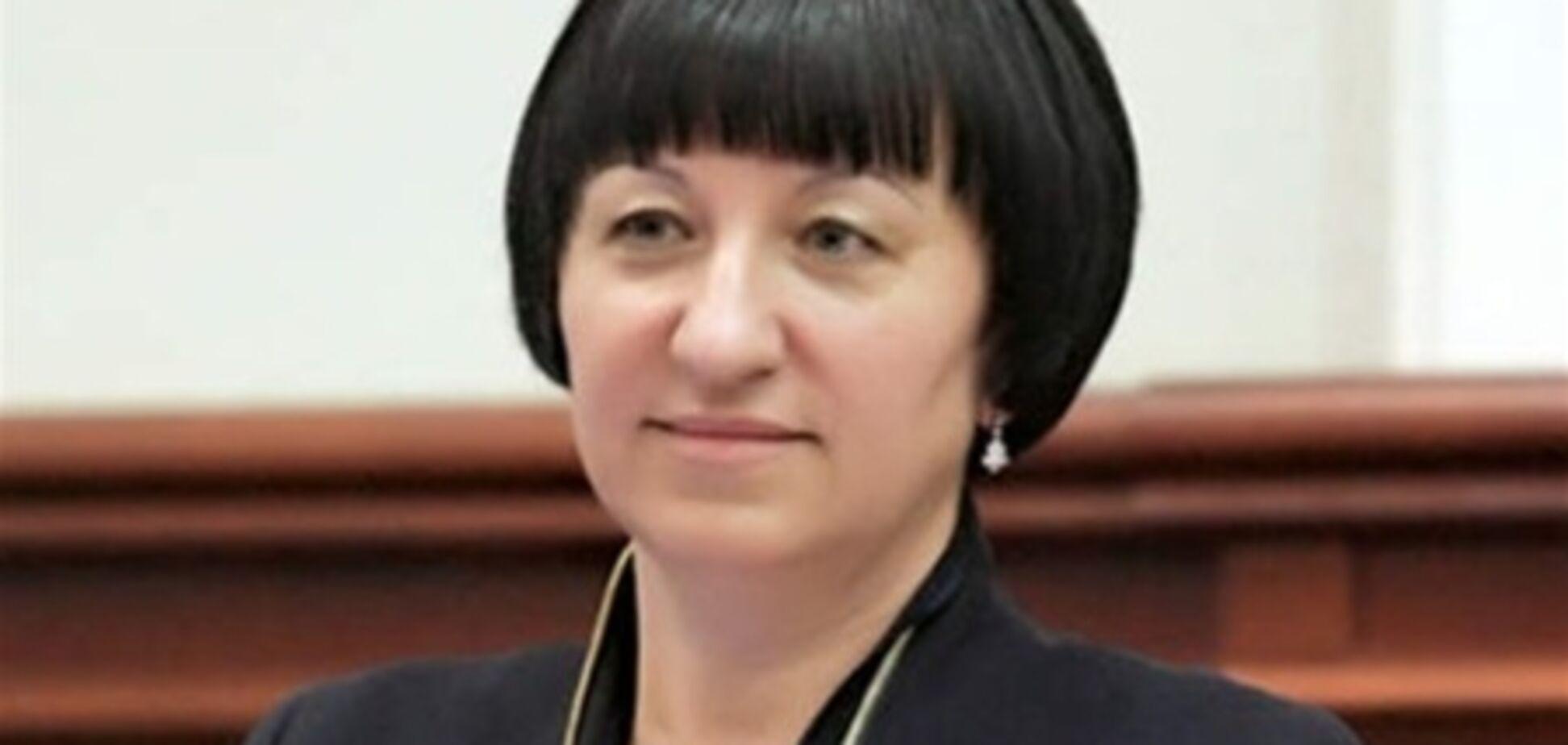 На секретаря Киевсовета Галину Герегу напали
