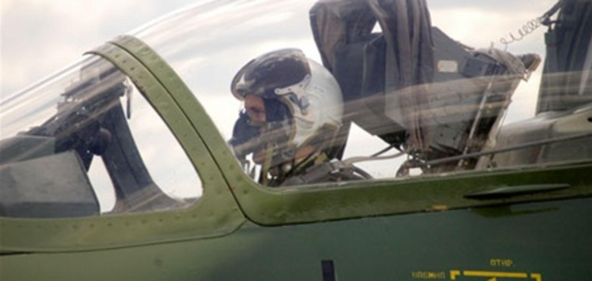 У МНС розповіли про причини падіння літака на Харківщині
