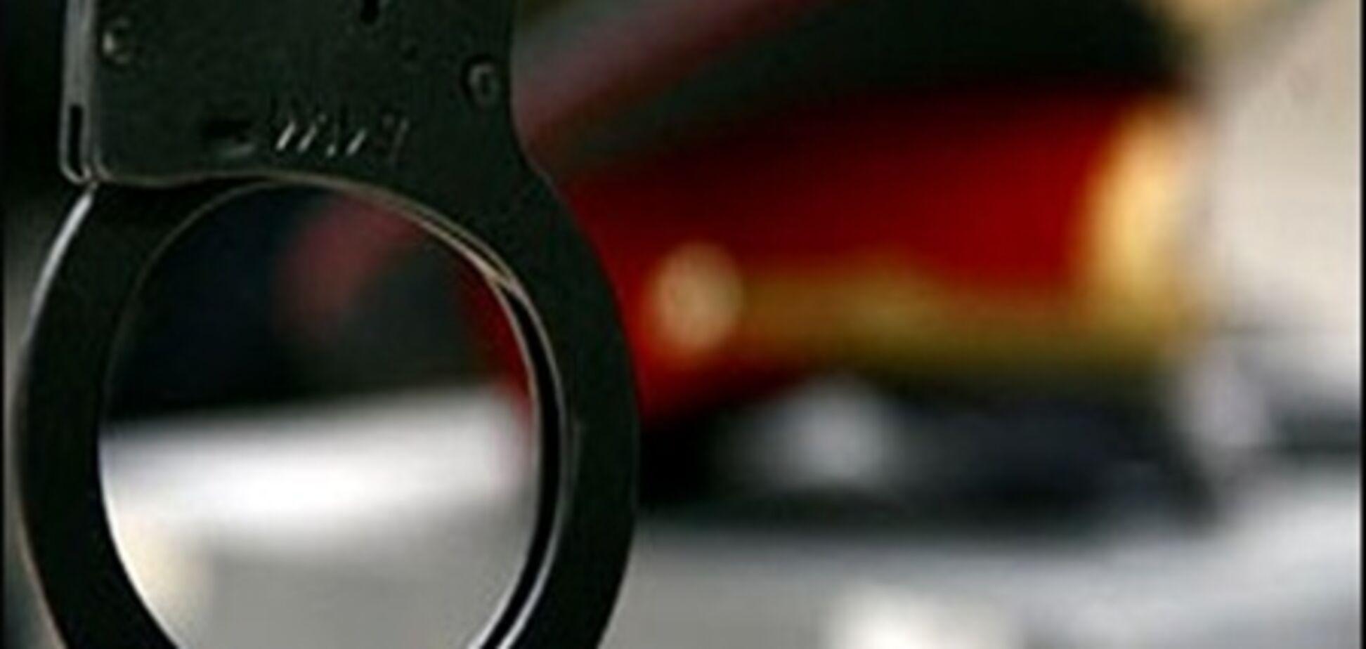 В харьковской милиции раскрыли 'оборотней в погонах'