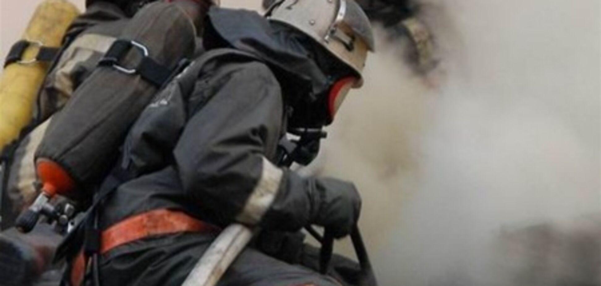 Пожар на Житомирщине: погибли дети