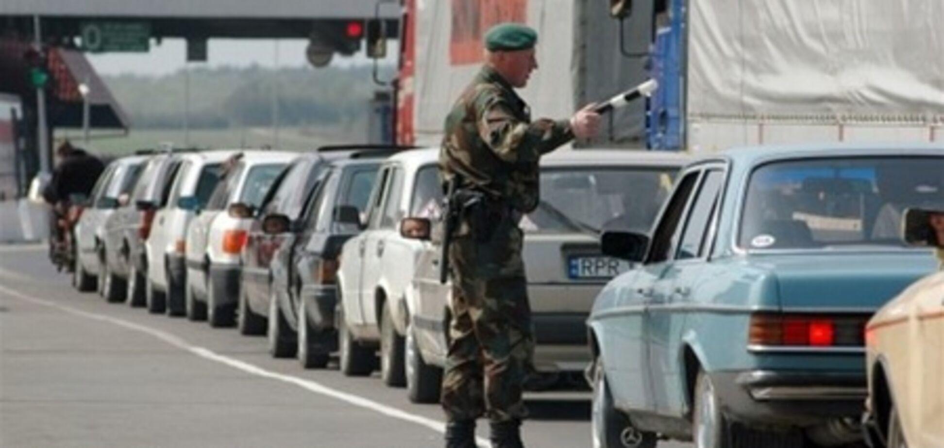 Українець отримав рік умовно за спробу дати хабар польському прикордоннику
