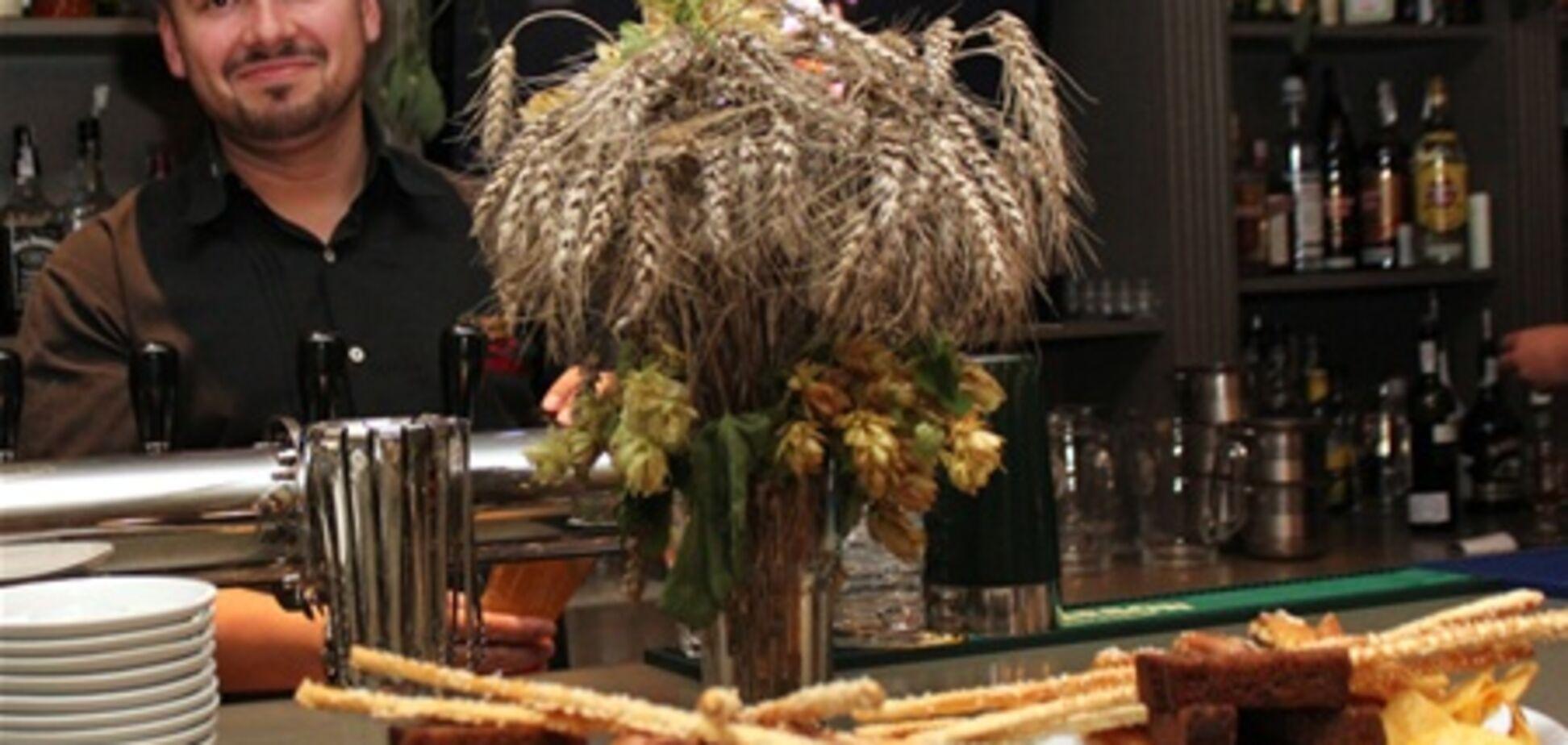 Как отметили октоберфест 2012 в Соломенской пивоварне