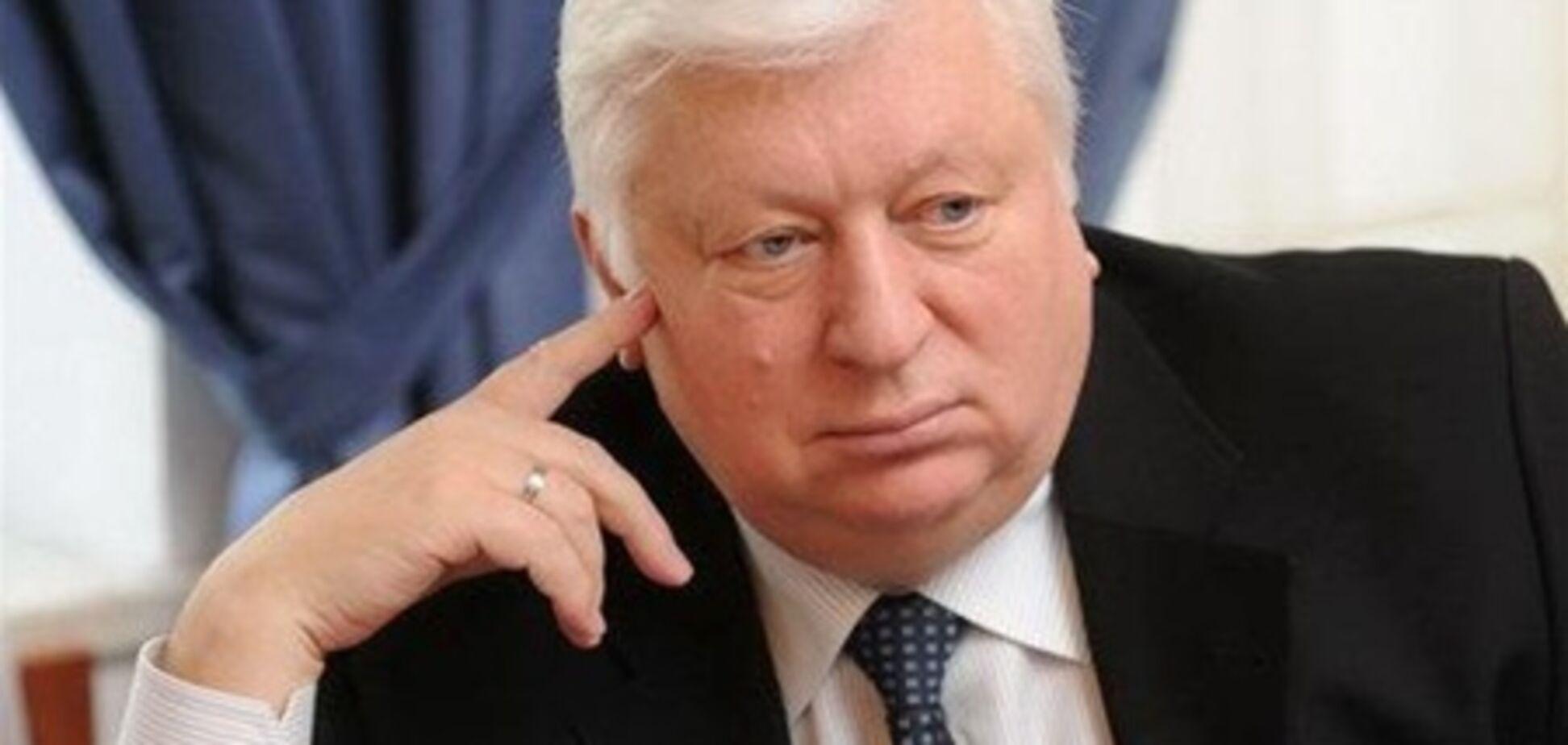 Пшонку просят оценить слова Царькова о националистах и НКВД