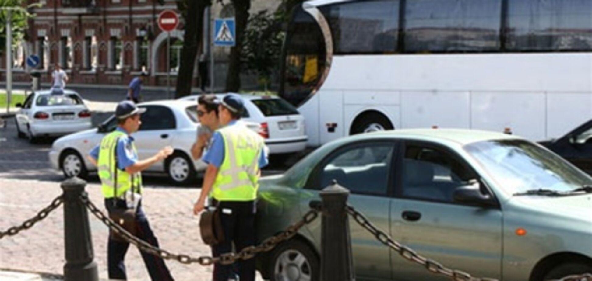 На киевских дорогах за сутки задержали более 40 пьяных