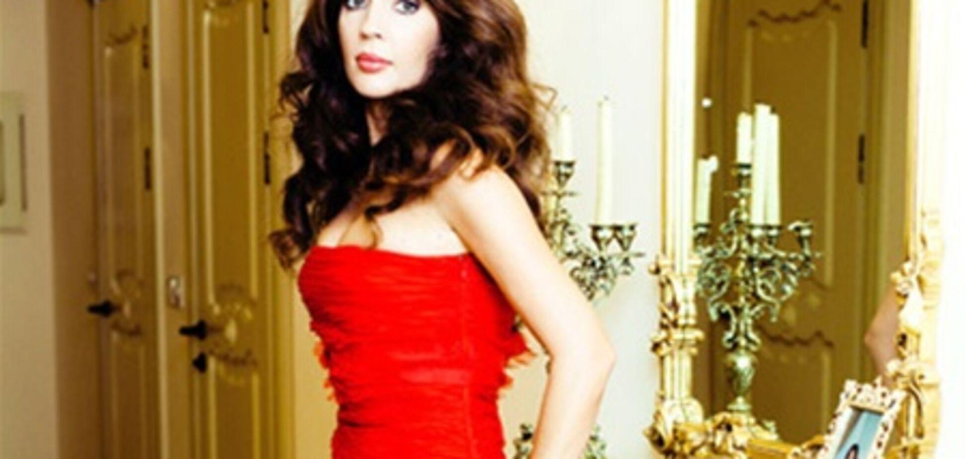 Ветвицька колекціонує сукні від Валентино