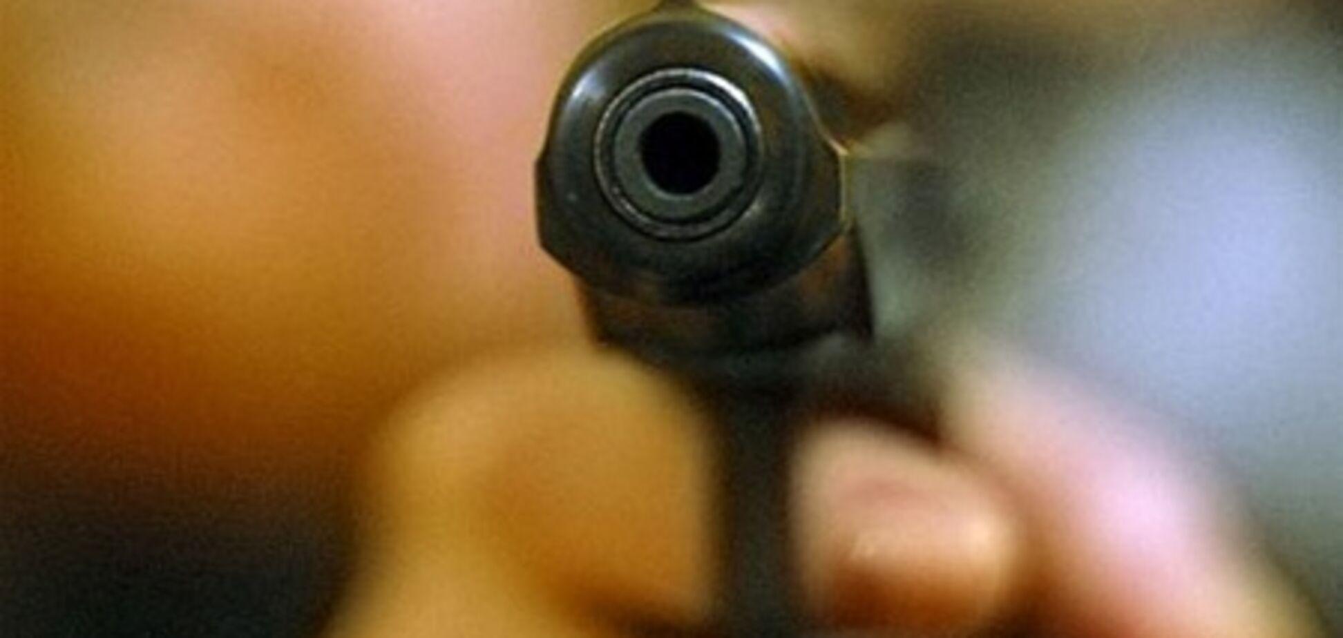 На Полтавщине пьяный милиционер расстрелял двух человек