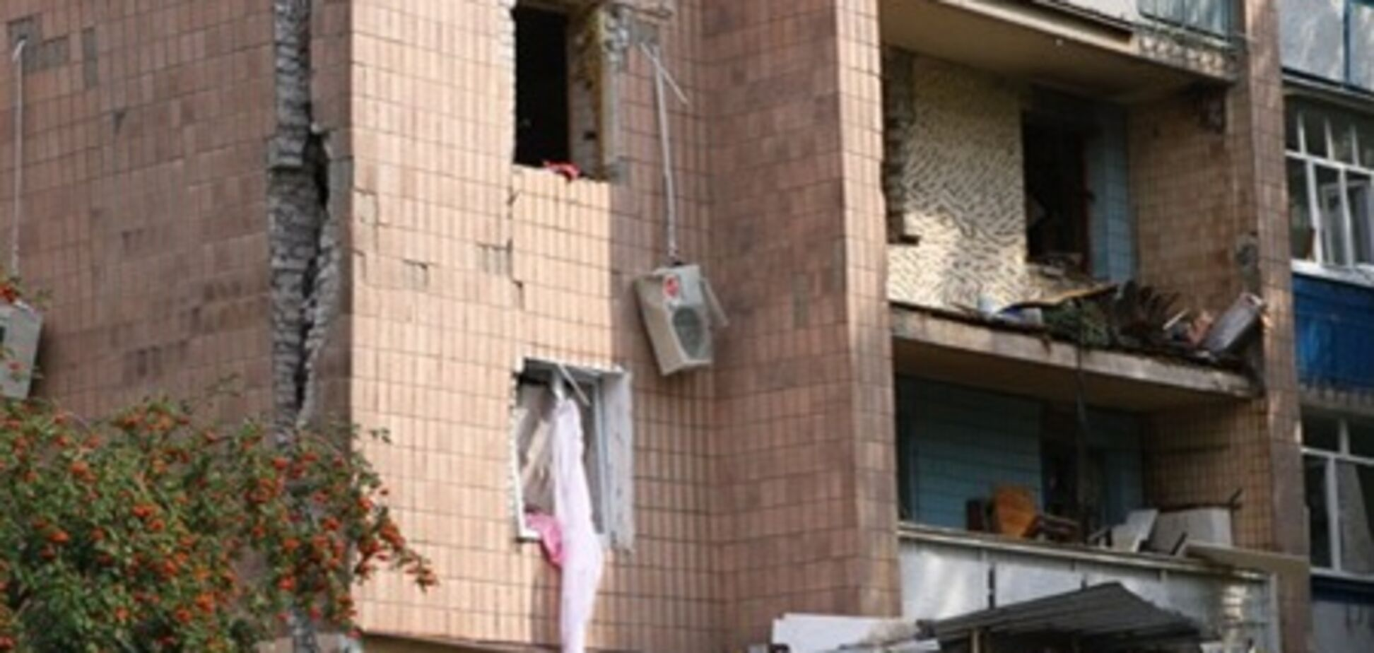 Взрыв дома в Харькове: установлена причина ЧП