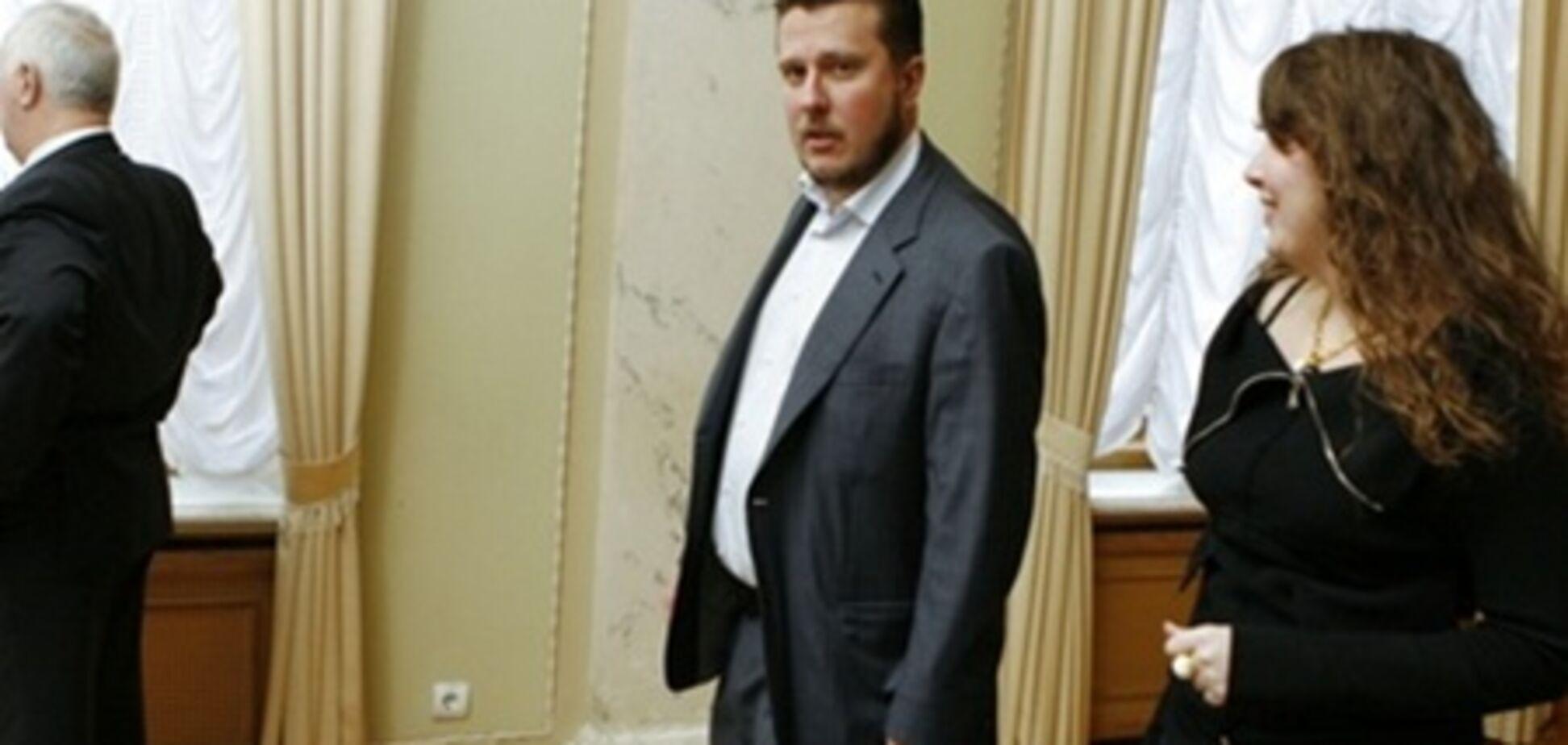 Нардеп Яценко намерен судиться с оклеветавшими его журналистами