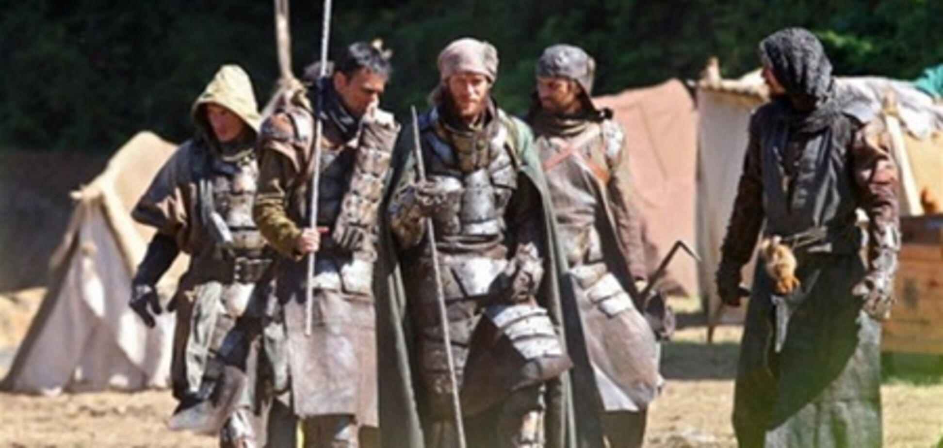 'Ной' Аронофски: актеры приехали на съемочную площадку