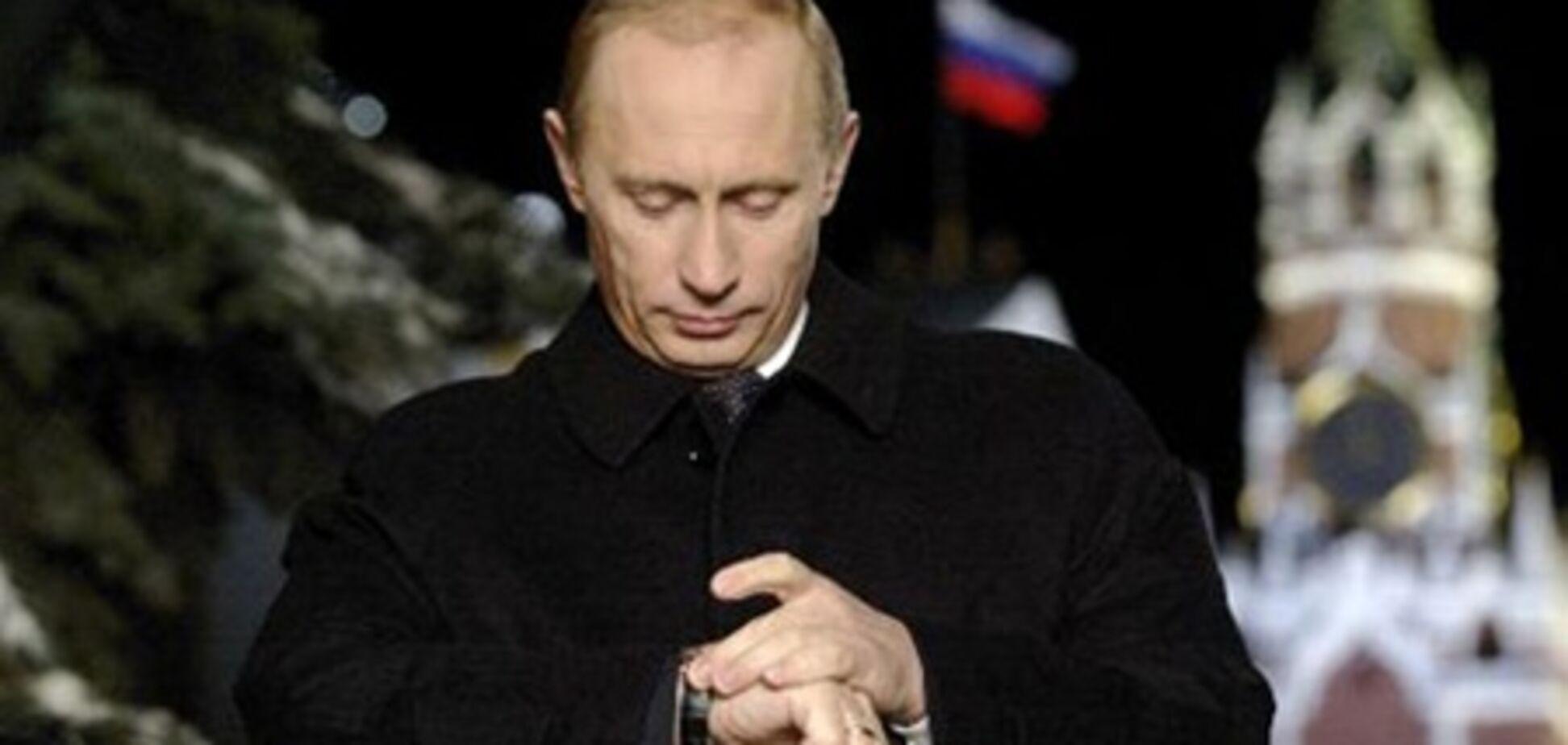 Нємцов розповів про колекцію годинників Путіна за $ 70 тис.