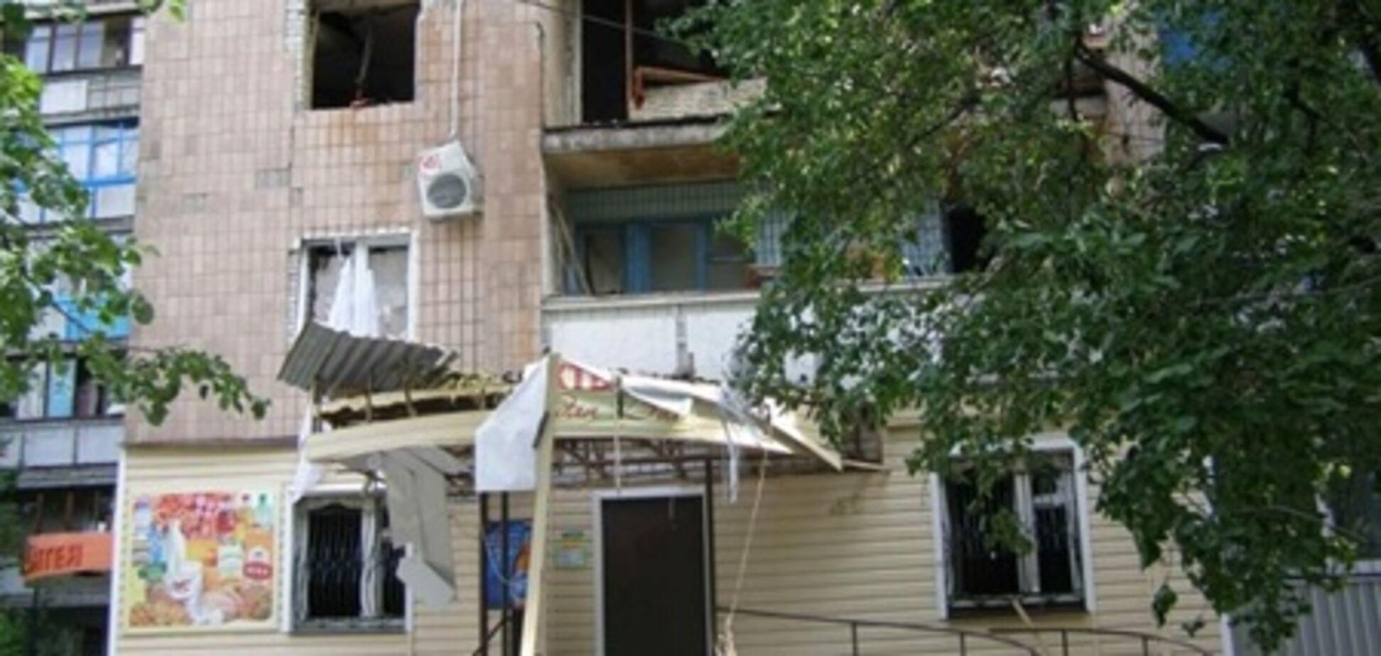 Харьковские власти подсчитали убытки от взрыва газа в жилом доме