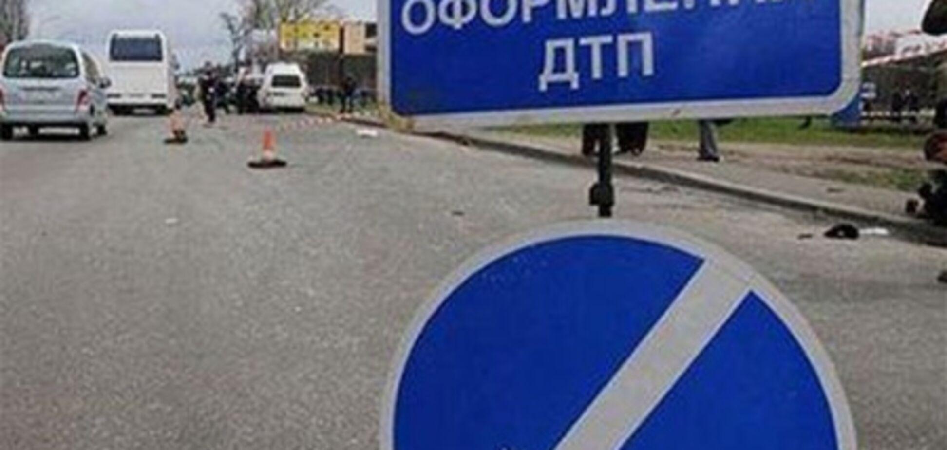 Ситуация на дорогах за 7 сентября: 95 ДТП, 13 погибших