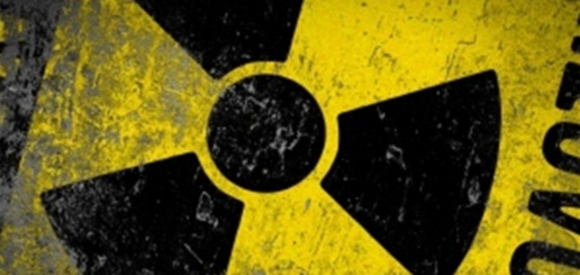 На Луганщині виявили контейнер з радіоактивним цезієм