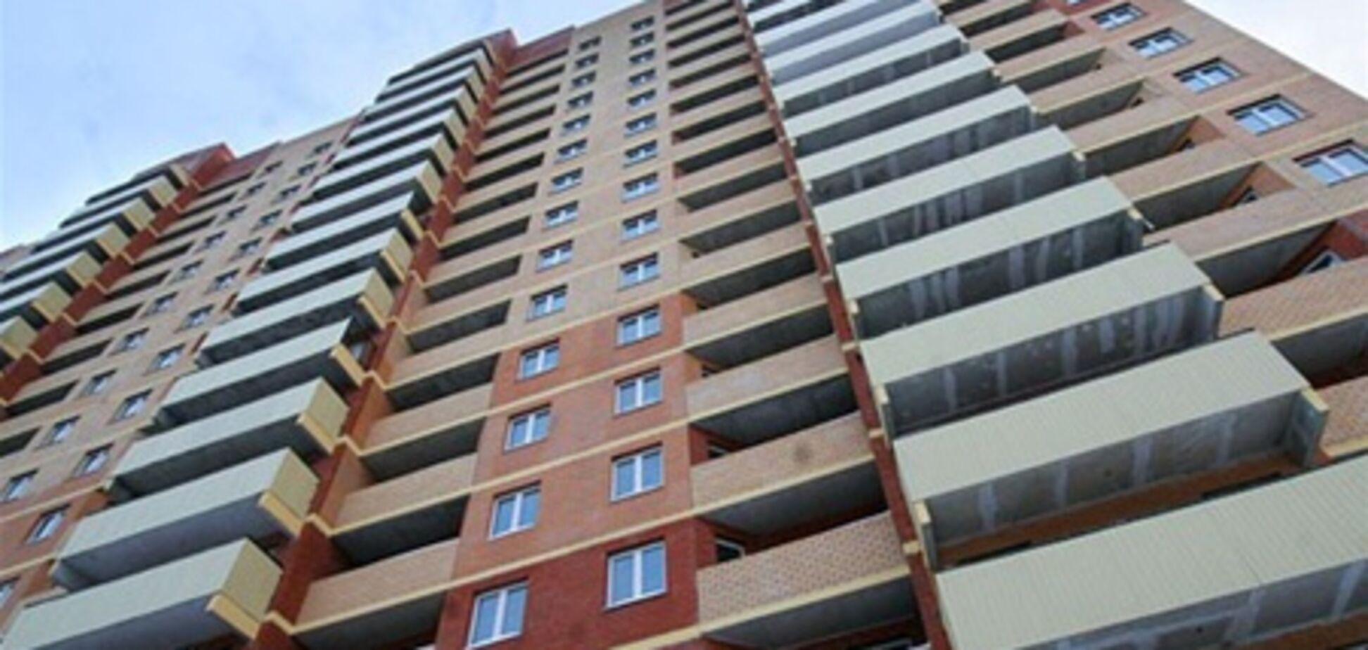 За 12 месяцев 2012 года в Киеве продано 33 348 квартир