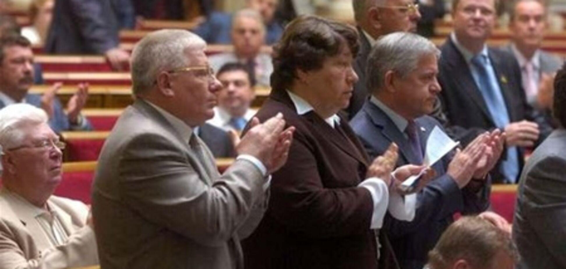 Депутаты будут отмечать Пасху целый месяц. Фото
