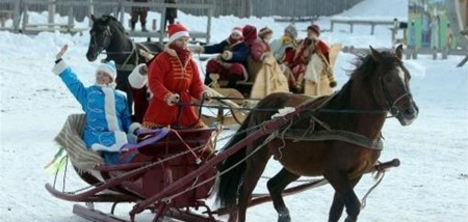 Выходные в Киеве: празднуем Старый Новый год