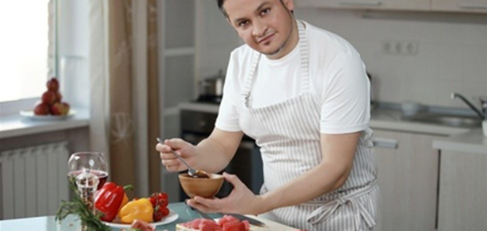 Шеф-повар Браво показал себя в детстве. Фото