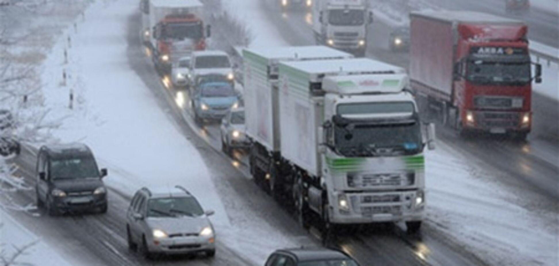 Через центр Киева не надо возить гайки - Целовальник