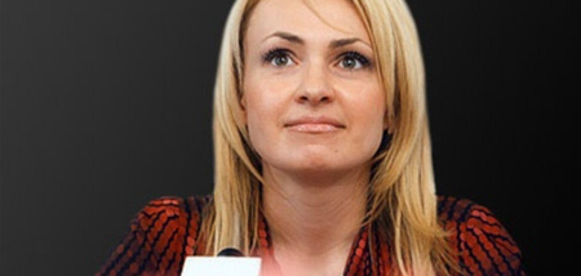 Рудковської за фото її дитини запропонували $ 50 тисяч