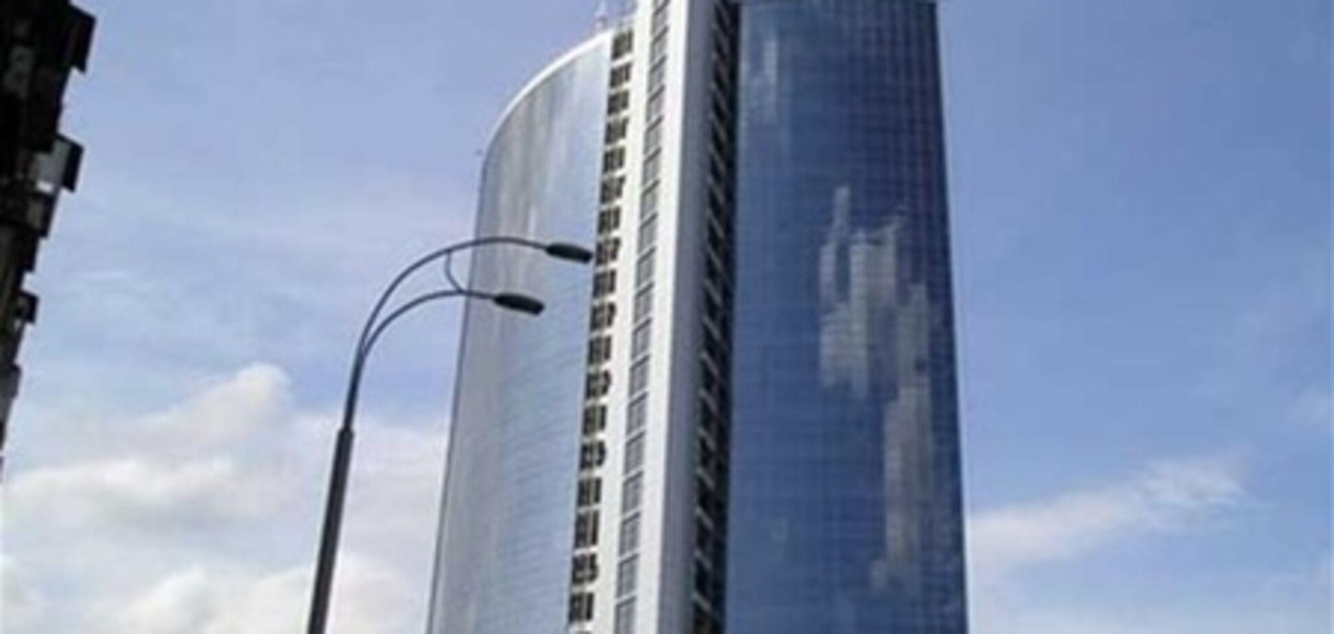В Киеве построили слишком много офисов