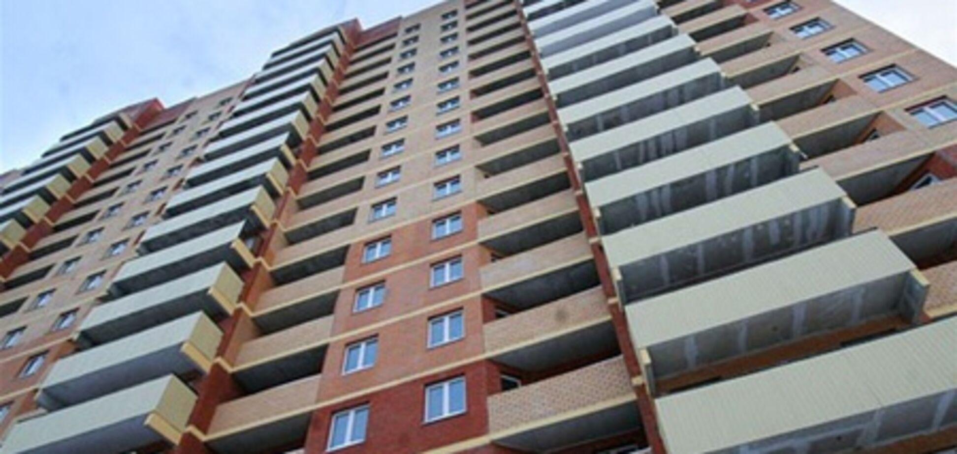 На недвижимость в Киеве в 2012 году потратили более полумиллиарда долларов