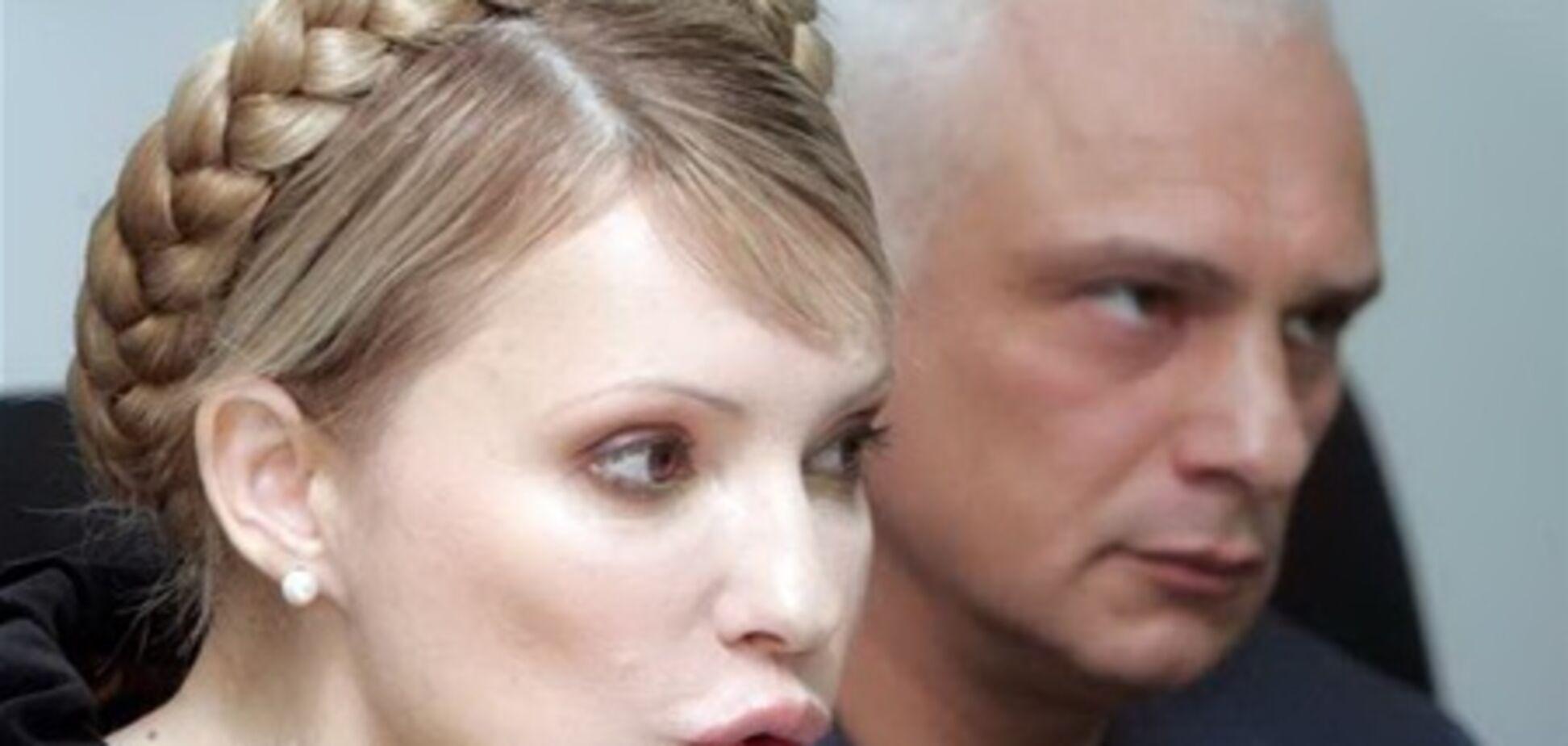 Муж Тимошенко пожаловался в чешский суд на прослушку телефона