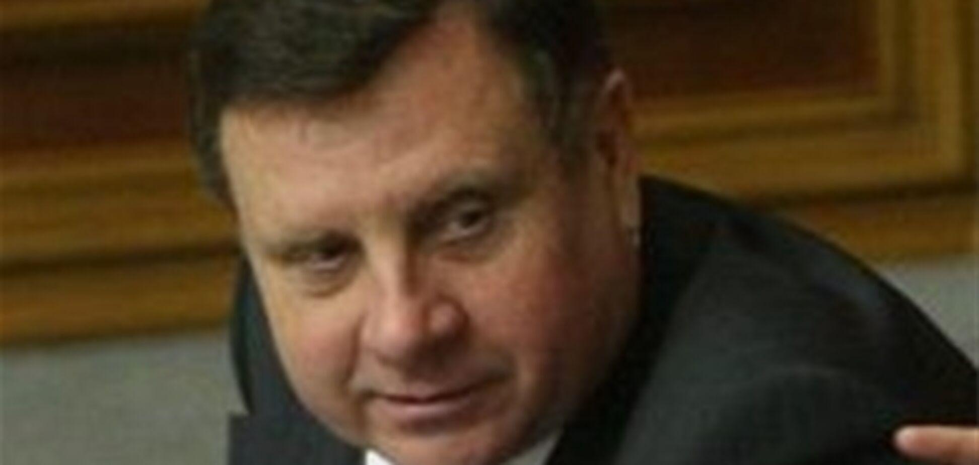 Янукович наградил Мартынюка орденом