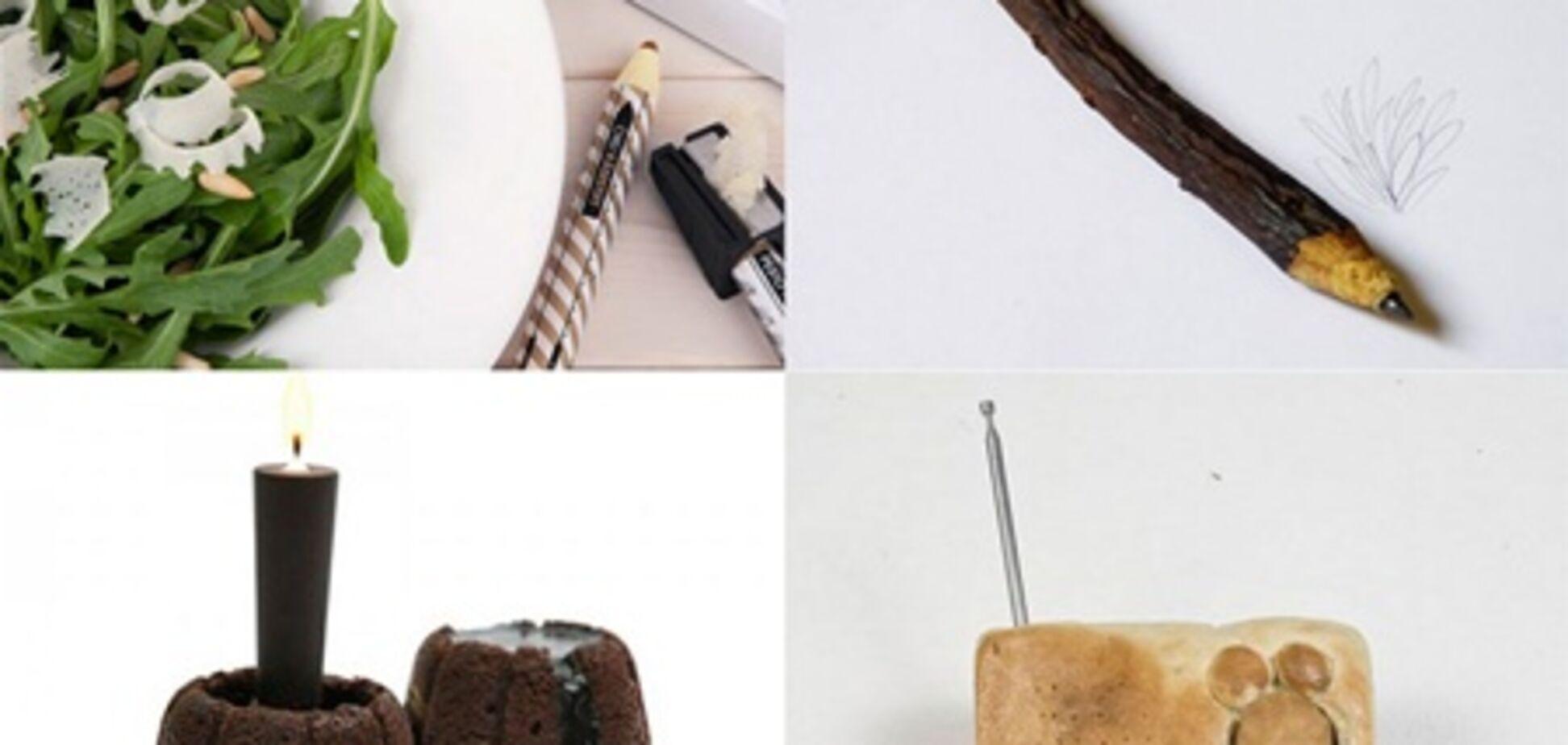 10 необычных съедобных вещей