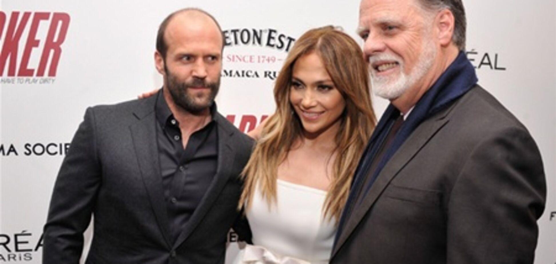 Лопес приступила к продвижению фильма. Фото
