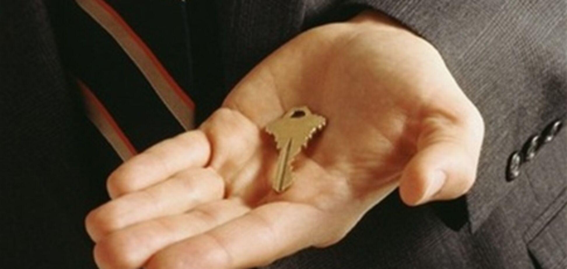 Украинцы почти перестали покупать квартиры