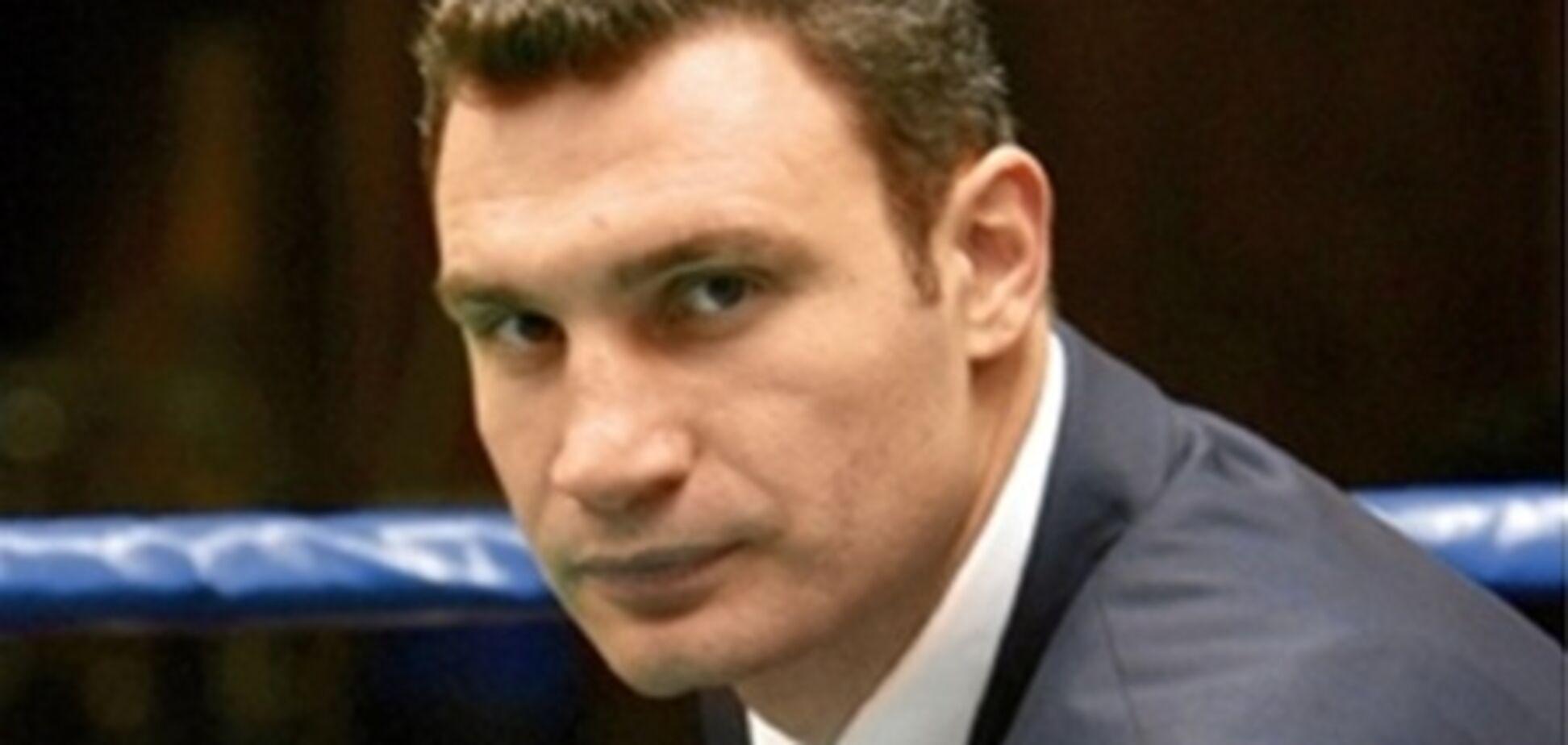 В Раде не учли подпись Кличко за проведение внеочередной сессии