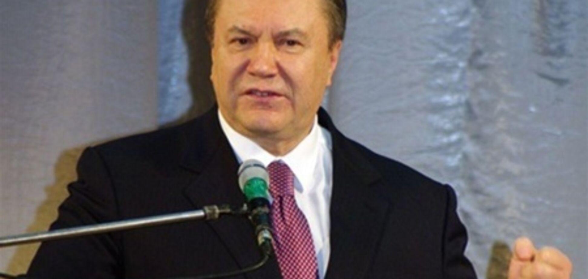 Поляки визнали Януковича своїм лідером