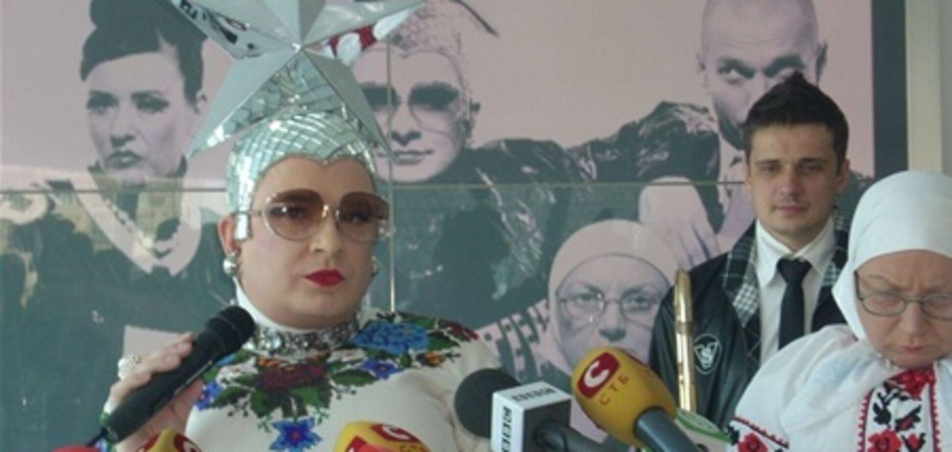 Сердючка: Я тр…нула миллионеров! Фото. Видео