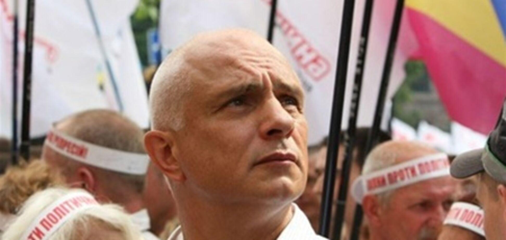 Муж Тимошенко пожурил оппозицию, 25 января 2013