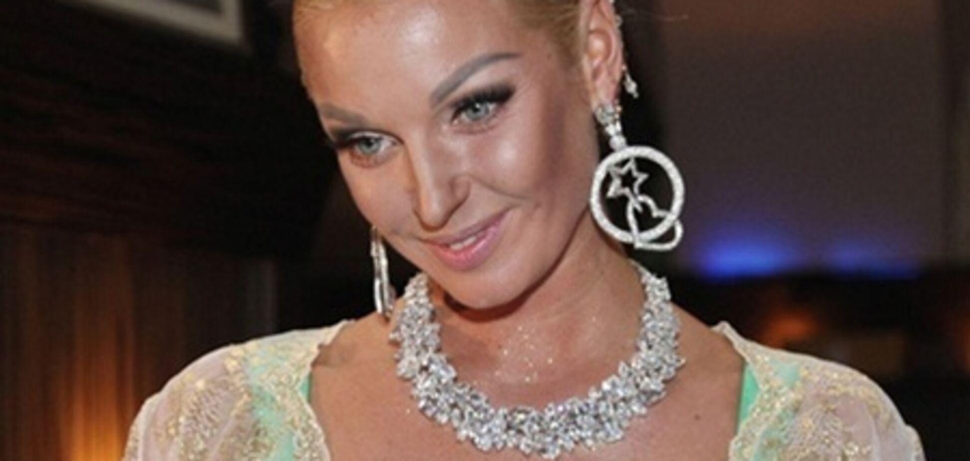 Дизайнер Мадонни створив сукню для Волочкової. Фото