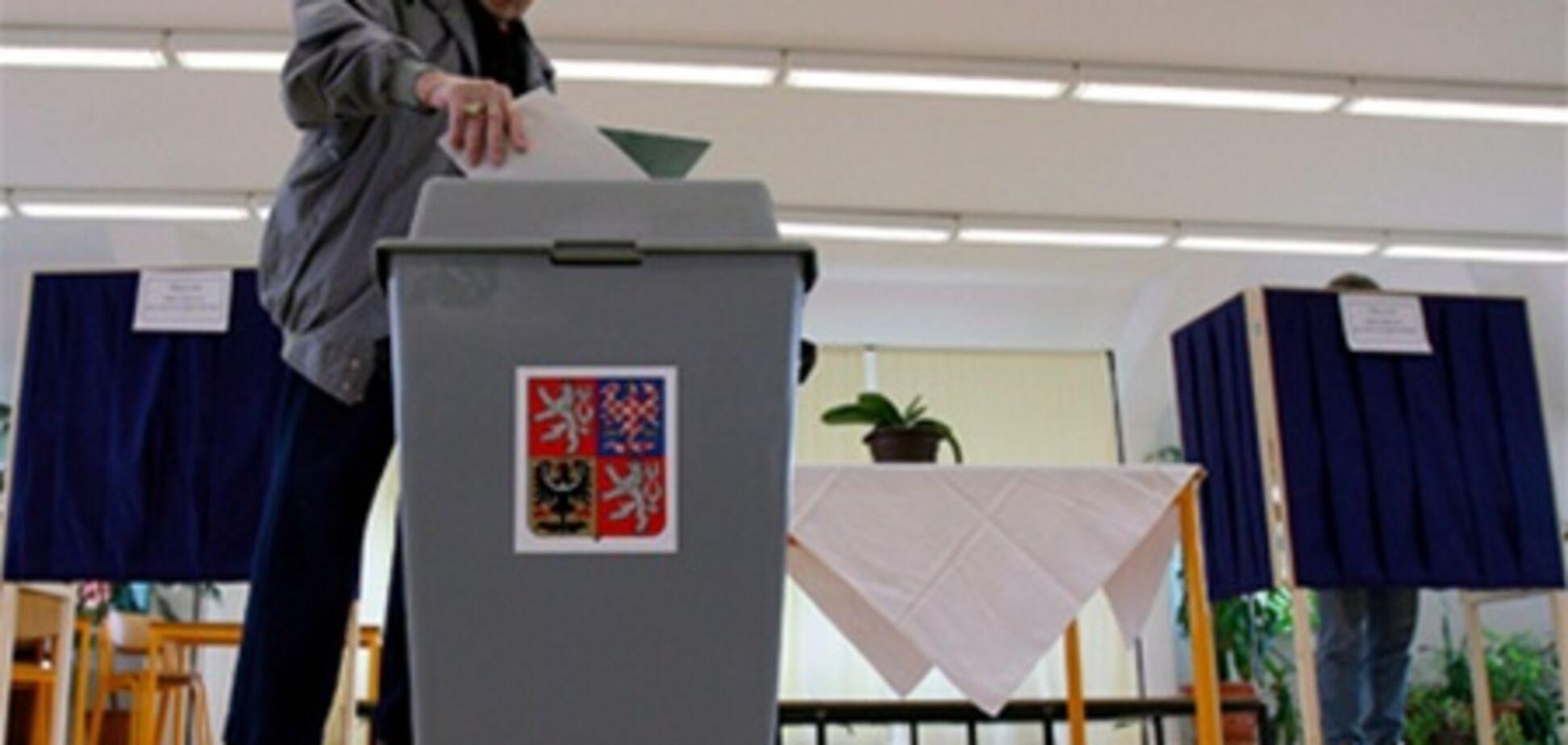В Чехии завершился второй тур президентских выборов
