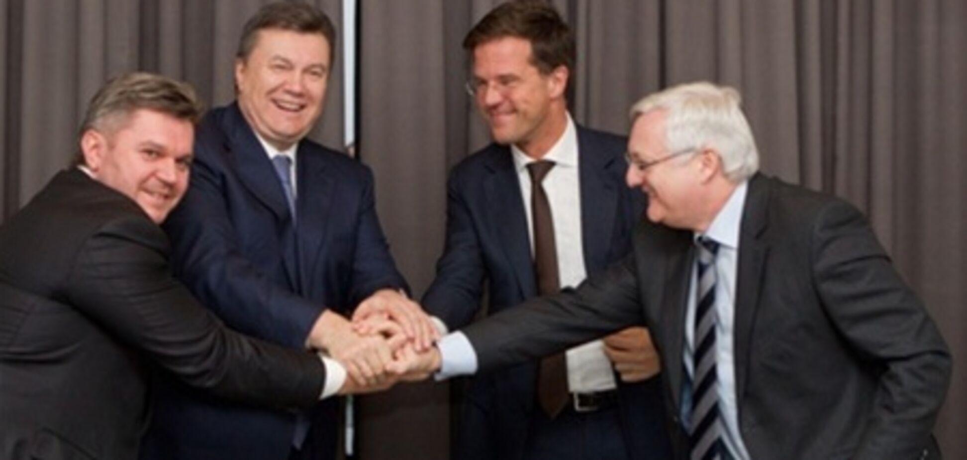 Shell. Важный стратегический ход Януковича