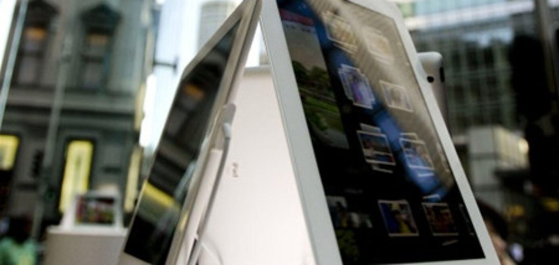 Планшет Apple iPad празднует день рождения