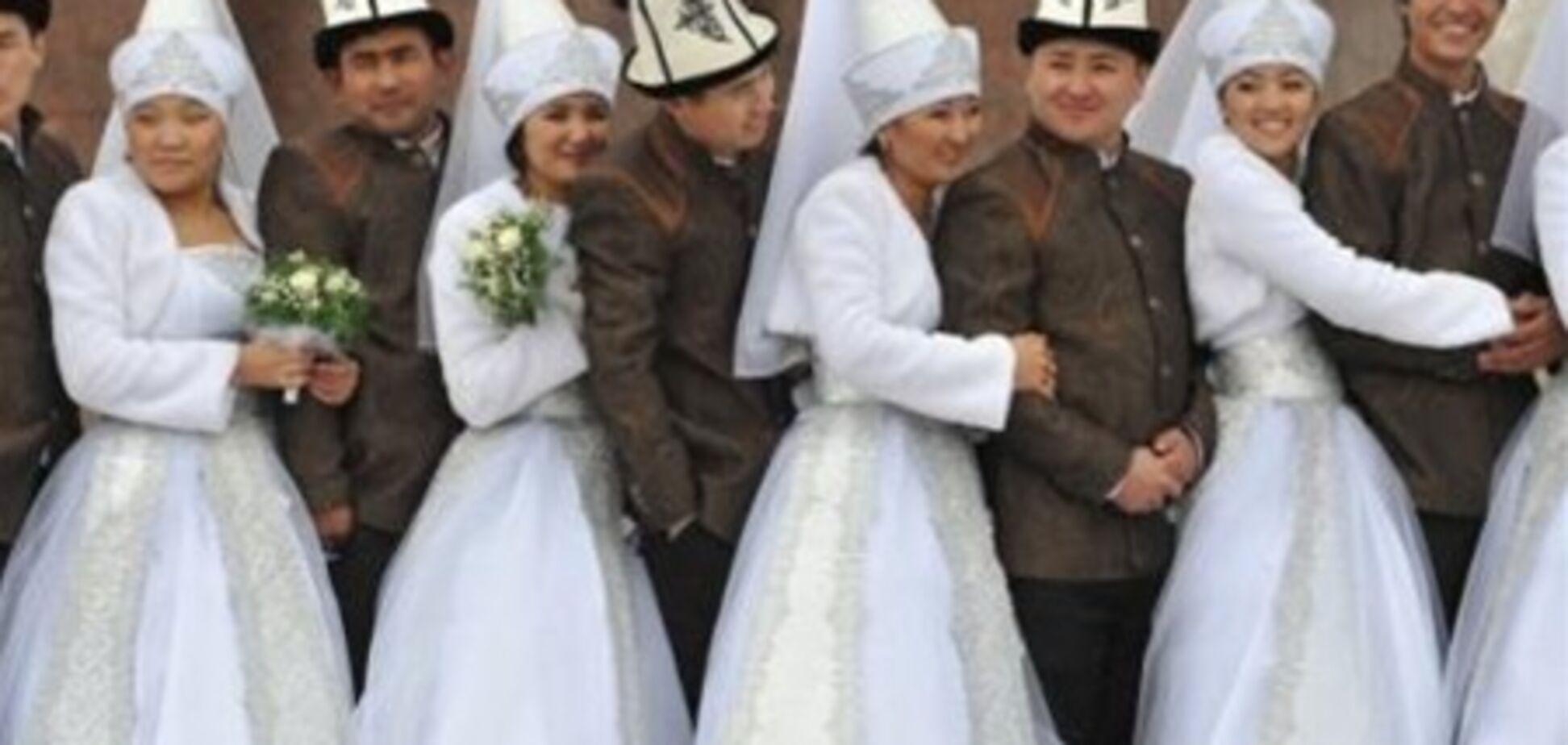 В Киргизии за кражу невест отныне можно получить до 10 лет