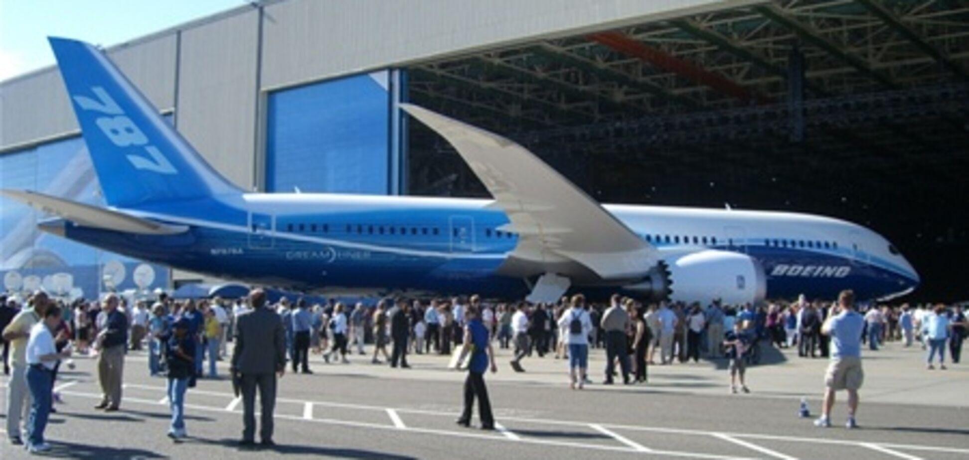 Dreamliner летал с бомбой на борту