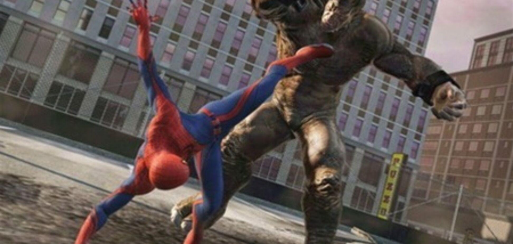 Человек-паук сразится с Носорогом