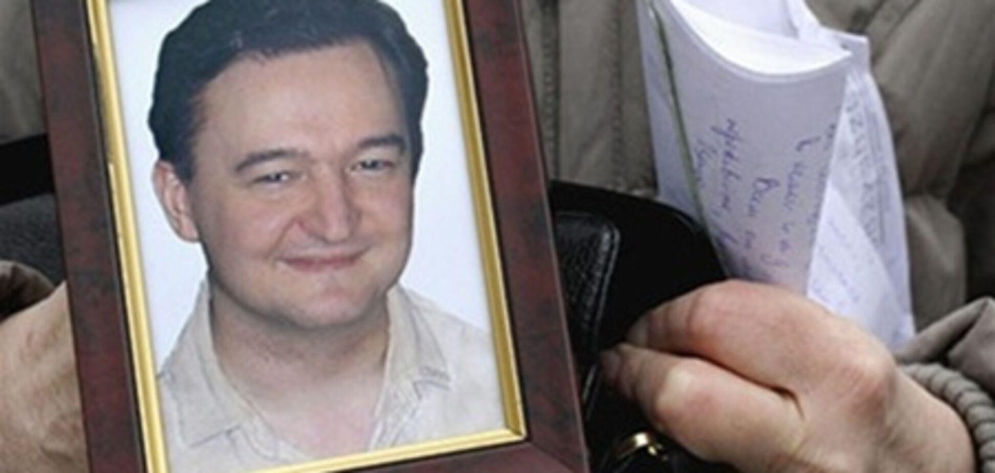 В Москве посмертно начали судить Магнитского
