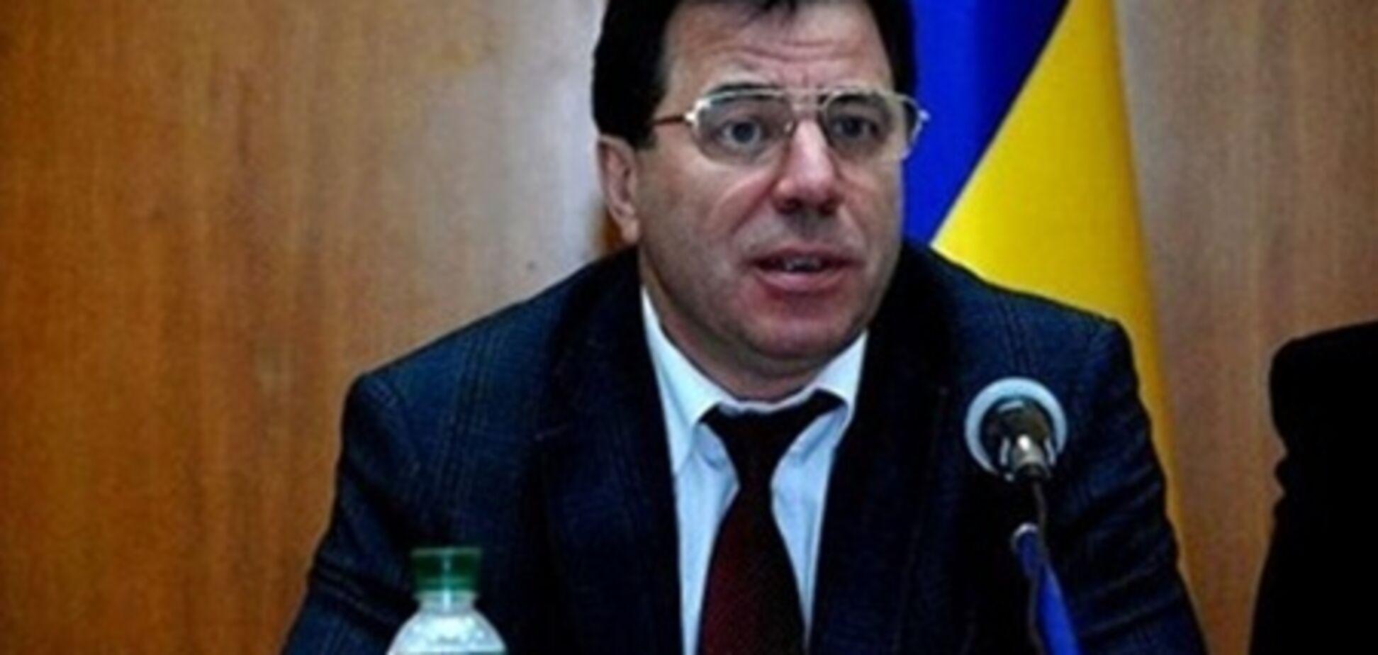 Глава Укргосреестра подал в отставку