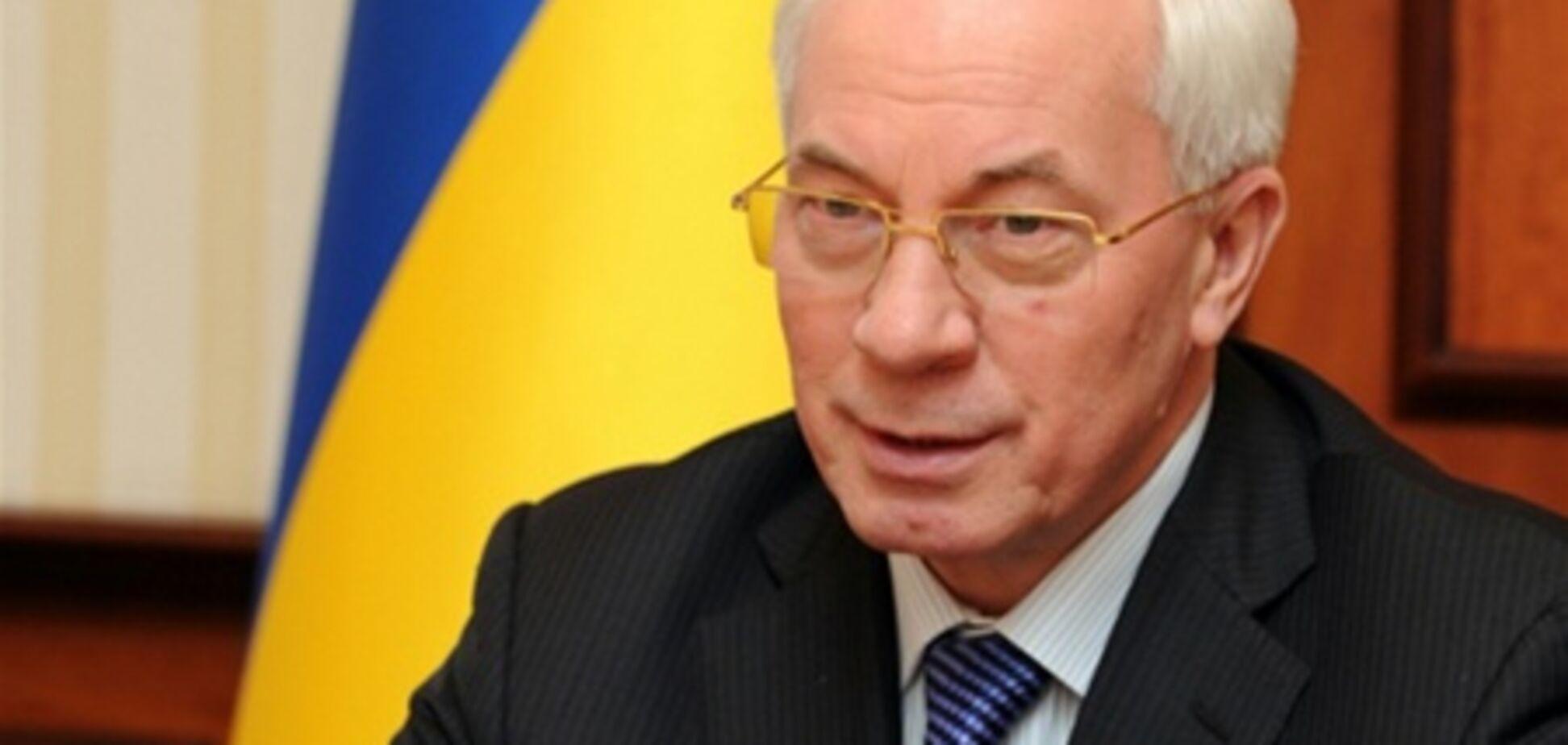 Азаров: нам нужно создать банк с дешевыми кредитными ресурсами