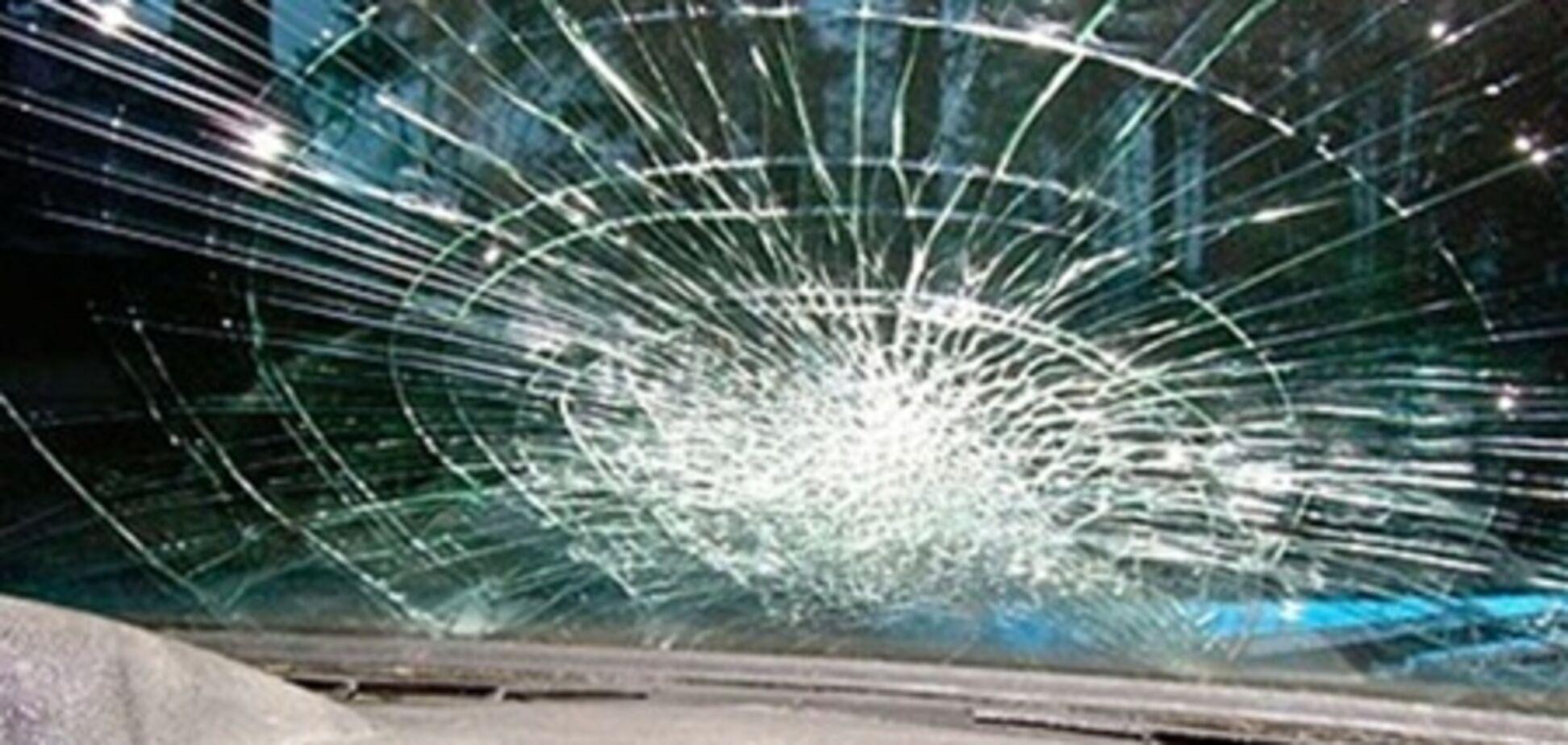 В Закарпатье водитель ''девятки'' сбил двух женщин